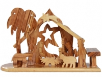 Wooden Nativity Scene_200x200